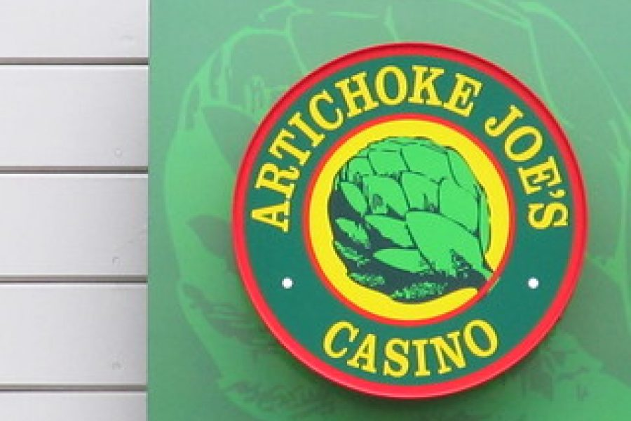 California's Artichoke Joe's Casino to pay $5.3 million in penalty for violating the state's Gambling Control Act
