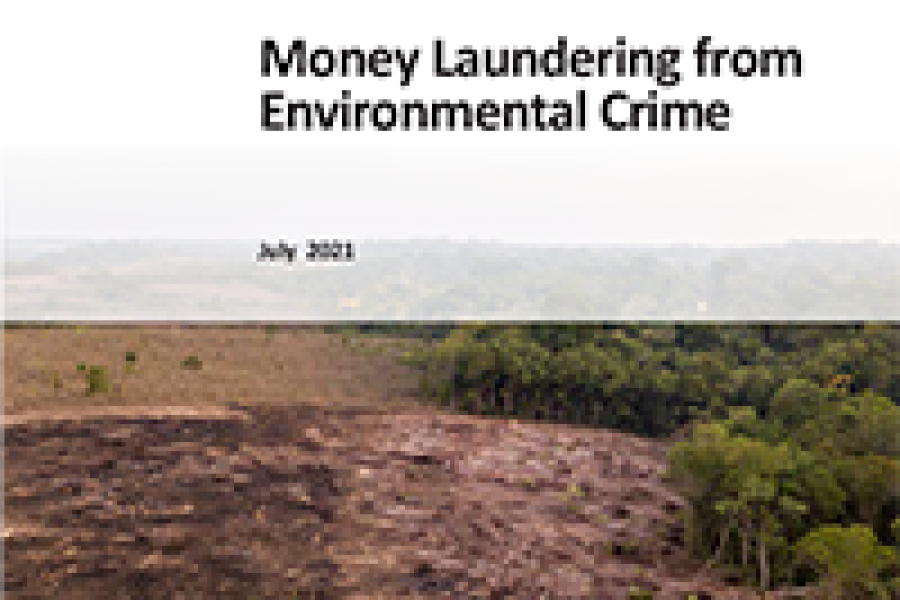 FATF publishes report on money laundering related to environmental crime