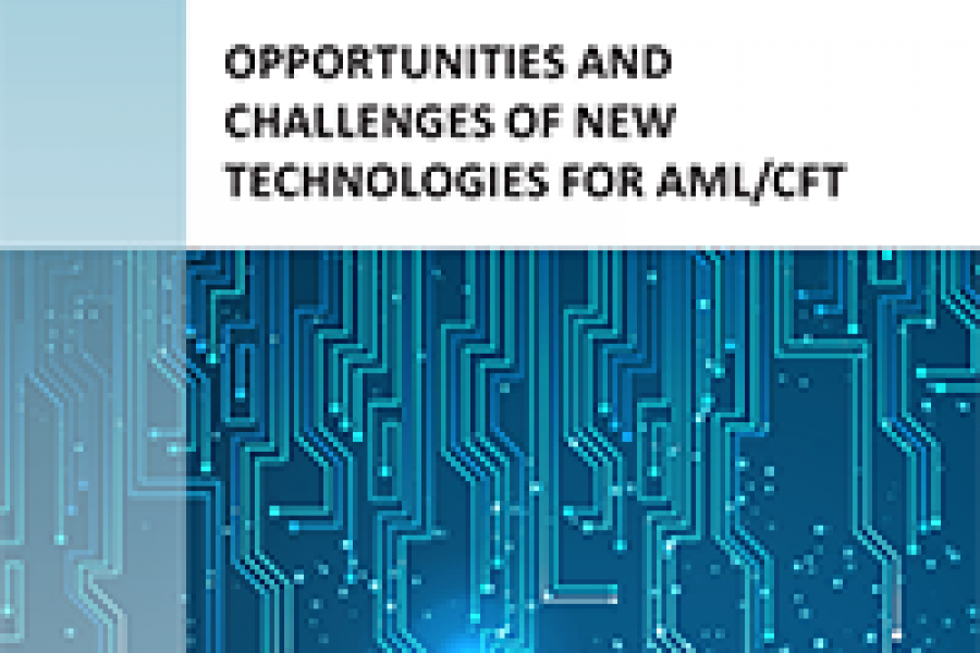 FATF provides guidance on the development and use of new AML/CFT technologies