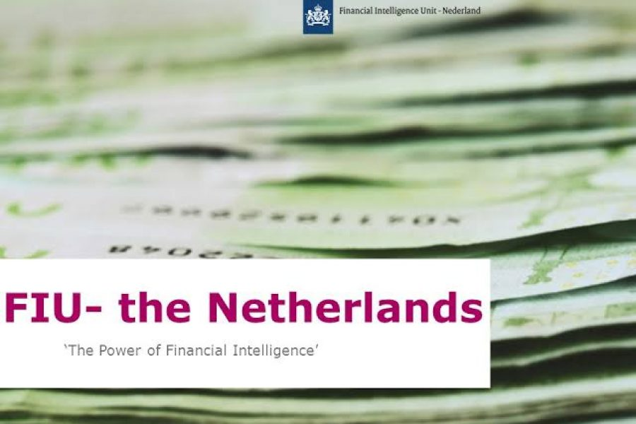 Financial Intelligence Unit of the Netherlands publishes its annual review of 2020
