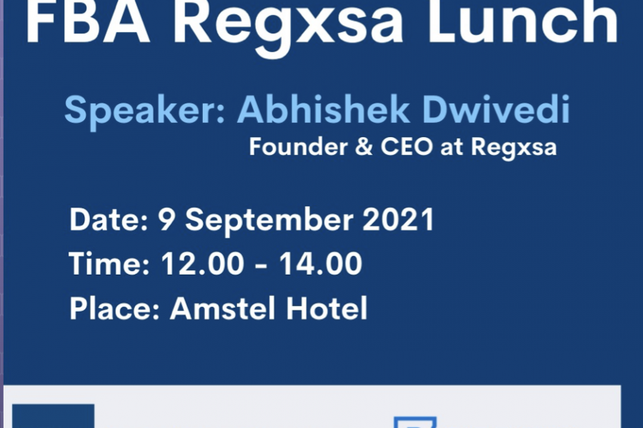Regxsa at the Foreign Bankers' Association (FBA) Event