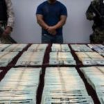 Mexican national pleads guilty to laundering hundreds of thousands of dollars of drug trafficking proceeds